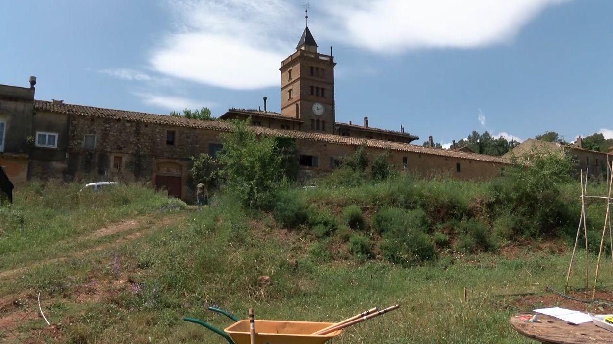 Visita: 'Can Monmany, colònia agrícola'