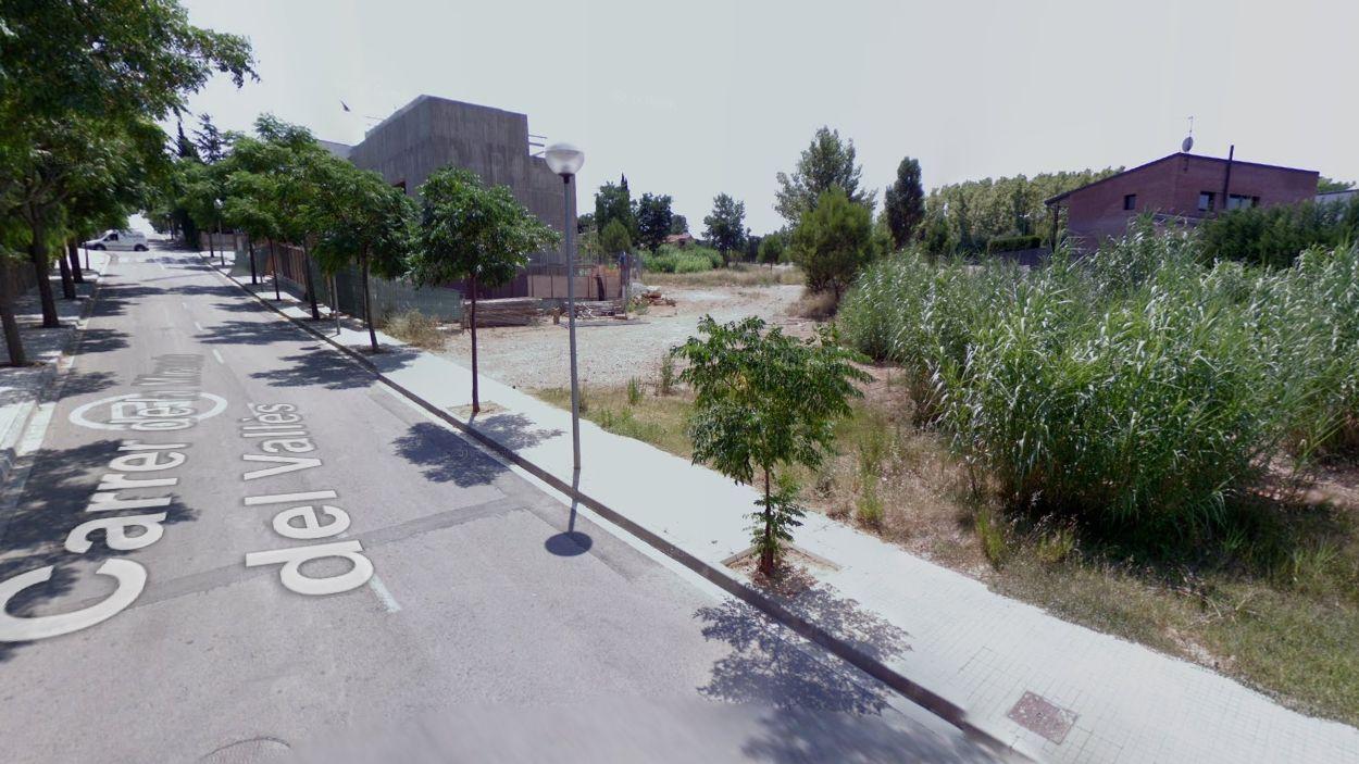 Els fets haurien tingut lloc a Mira-sol / Foto: Street View