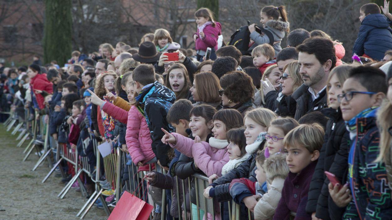La cavalcada és una de les activitat més multitudinàries de Sant Cugat / Foto: Localpres