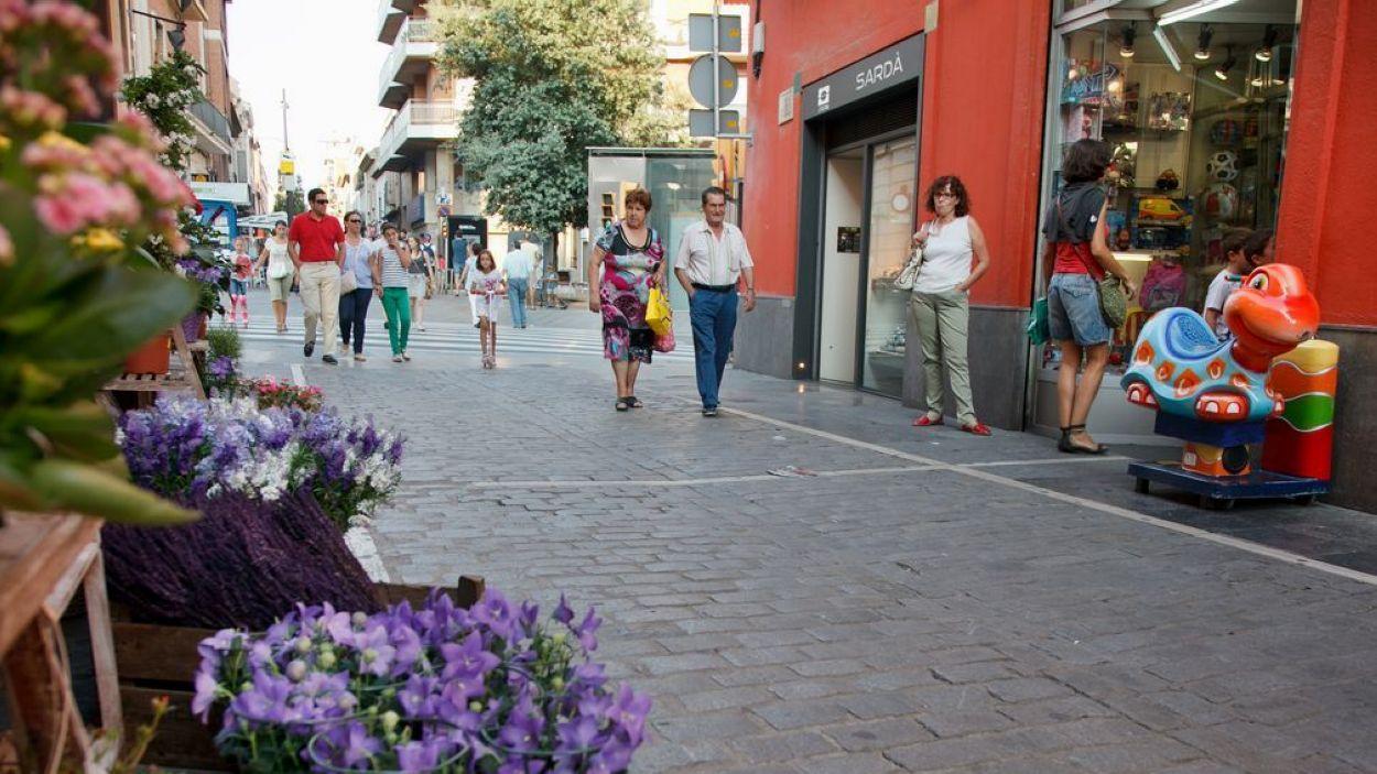 Del 2012 al 2017 Sant Cugat s'ha mantingut entre els set municipis amb una renda més alta / Font: Cedida