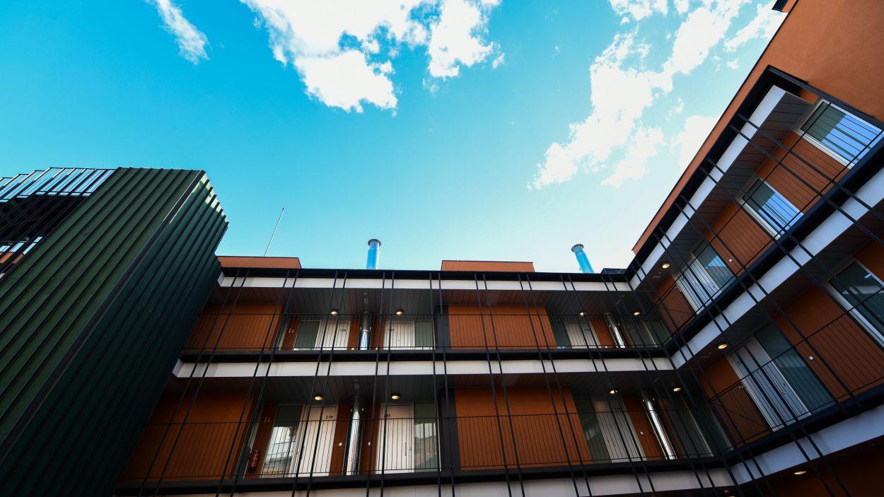 Una promoció d'habitatge de protecció oficial de Promusa / Foto: Localpres
