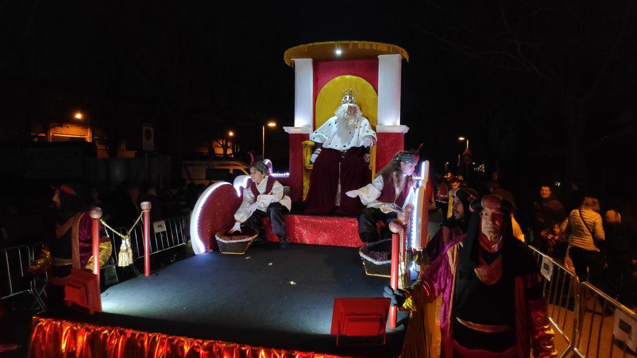 Aquest any no hi haurà cavalcada als districtes de Sant Cugat / Foto: Localpress