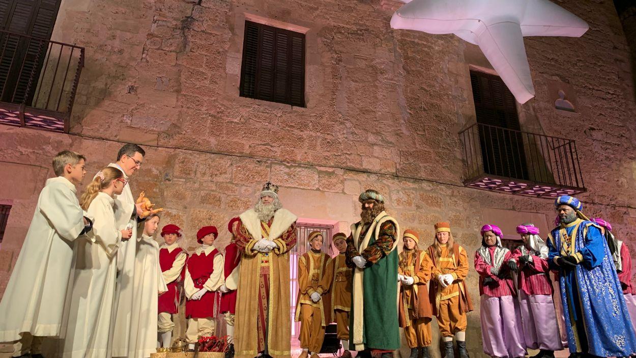 Els Reis Mags d'Orient a Sant Cugat / Foto: Cugat Mèdia