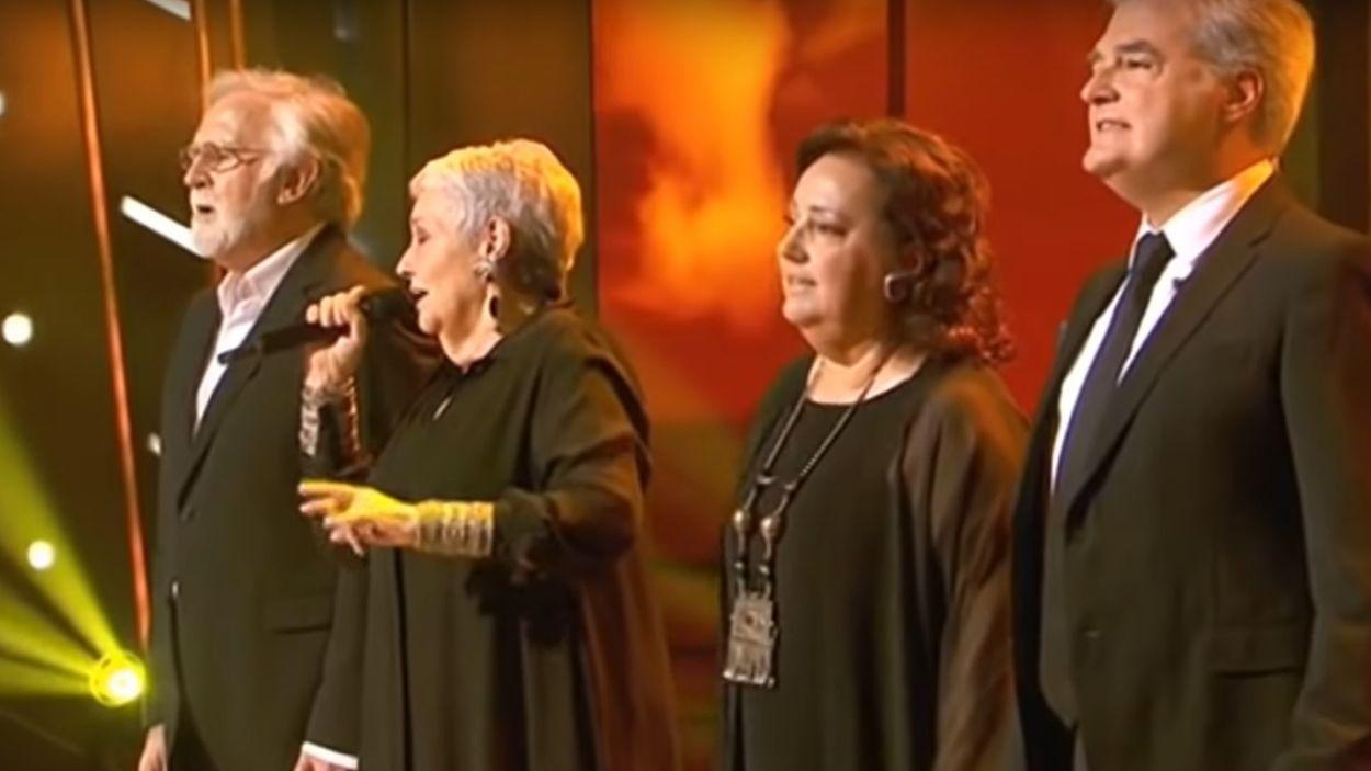 El Consorcio en una actuació a TVE / Foto: Youtube