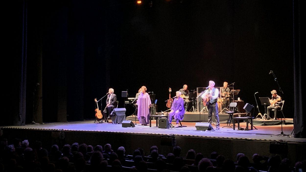 El Consorcio al Teatre-Auditori / Foto: Cugat Mèdia