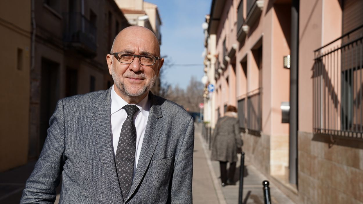 El doctor Balaguer / Foto: Guillem Babitsch (Cugat Mèdia)