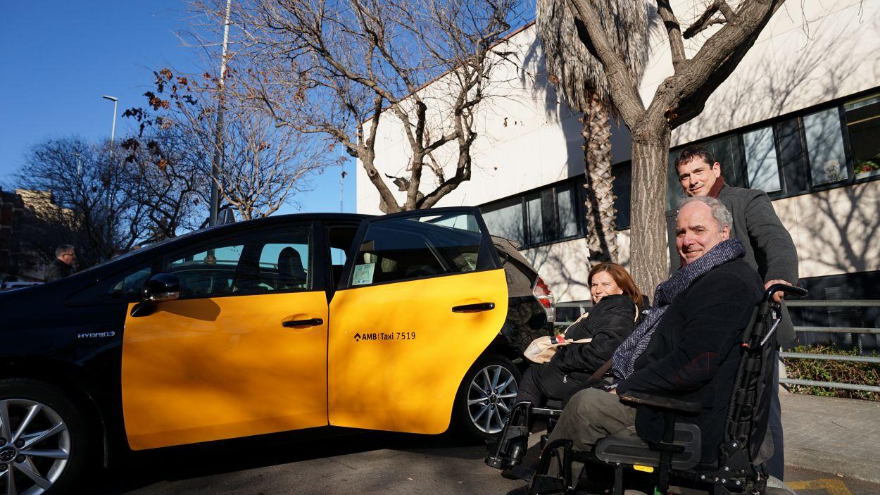 Sant Cugat no té cap taxi adaptat des de fa quatre anys