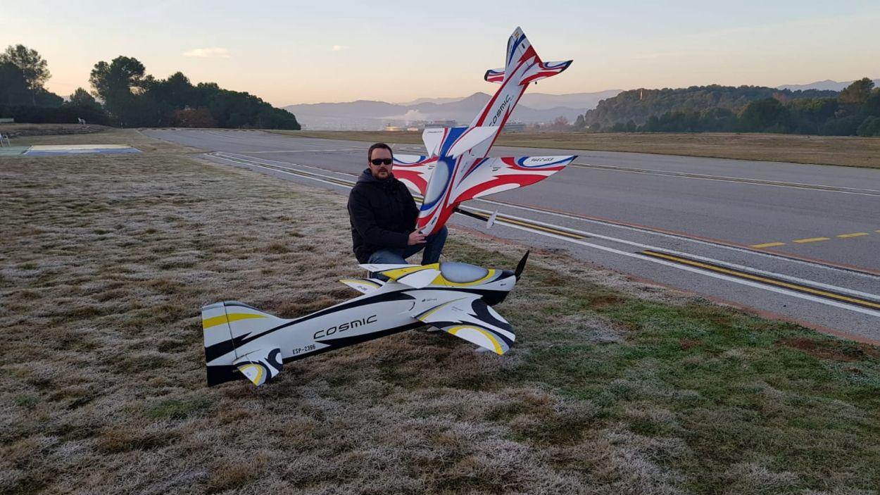 Imatge dels avions que es podran veure a Can Graells al Campionat de Catalunya / Font: ARC
