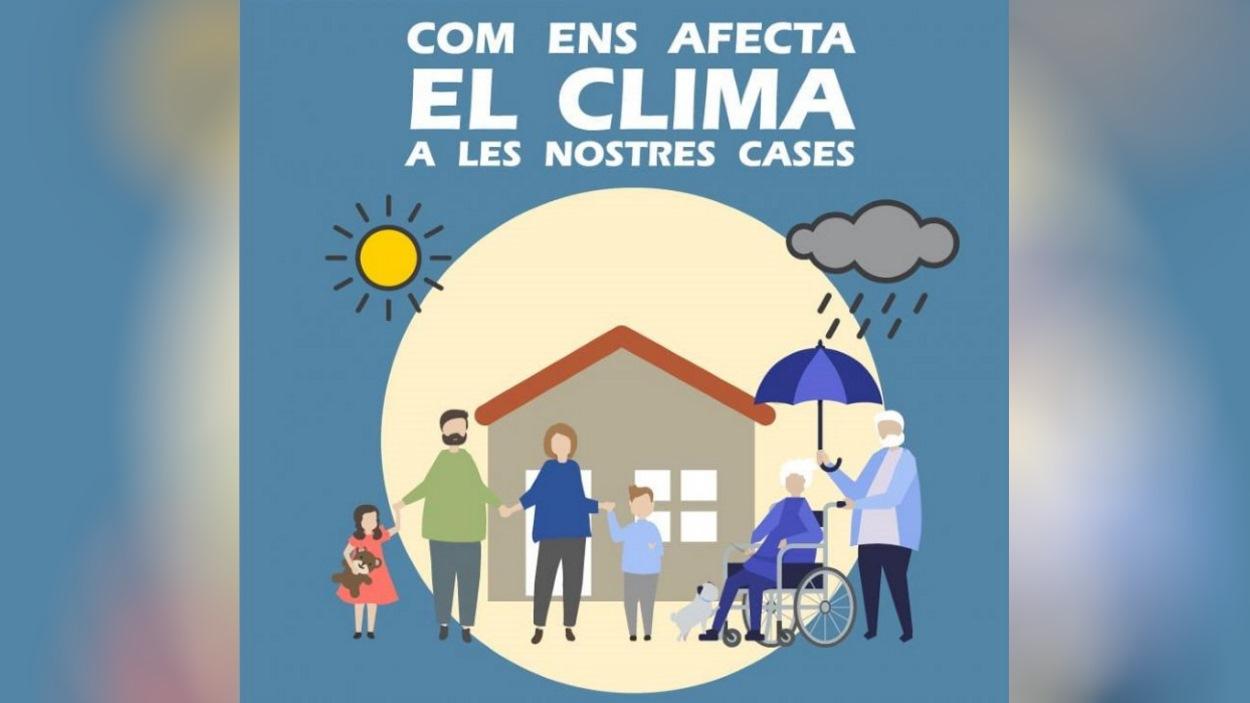 Xerrada: 'Com ens afecta el clima a les nostres cases'