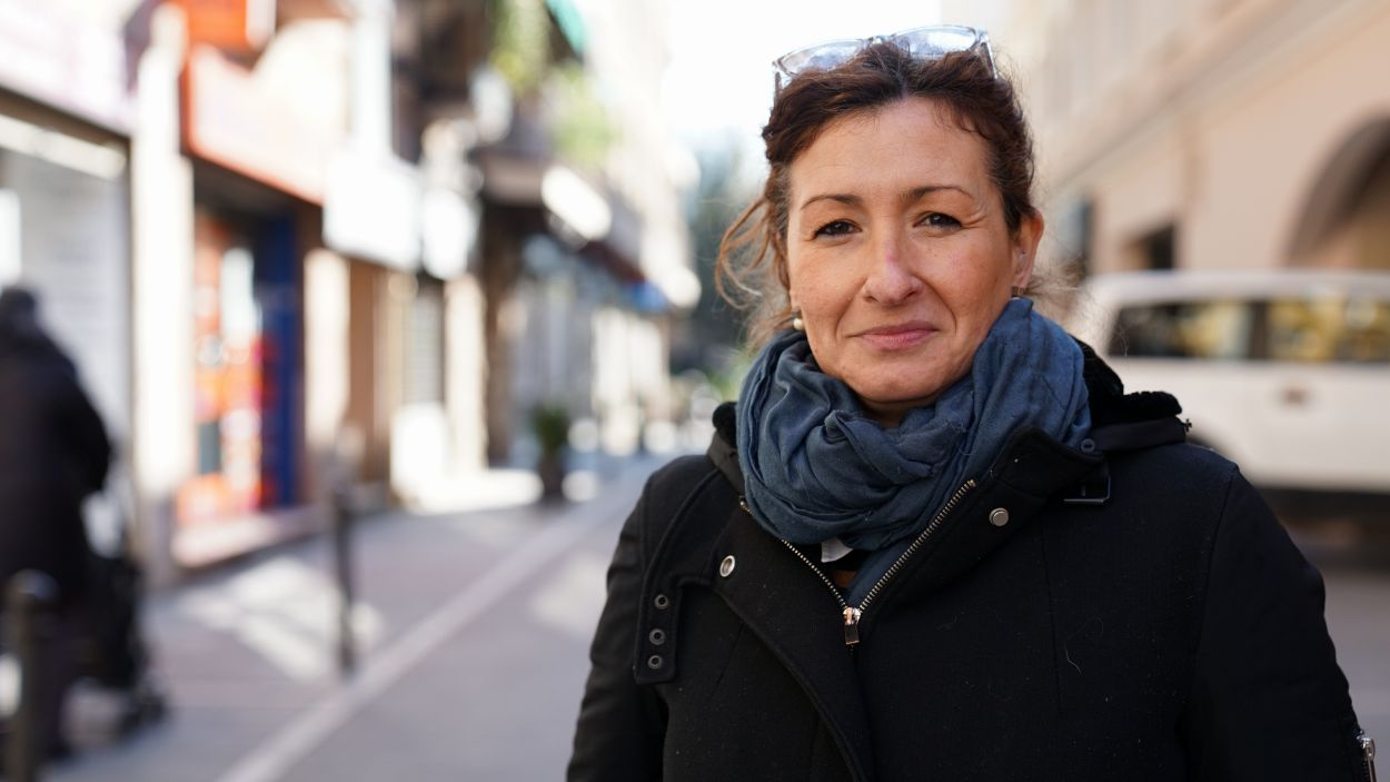 Raquel Barandiarán: 'La sordesa és una discapacitat invisible'