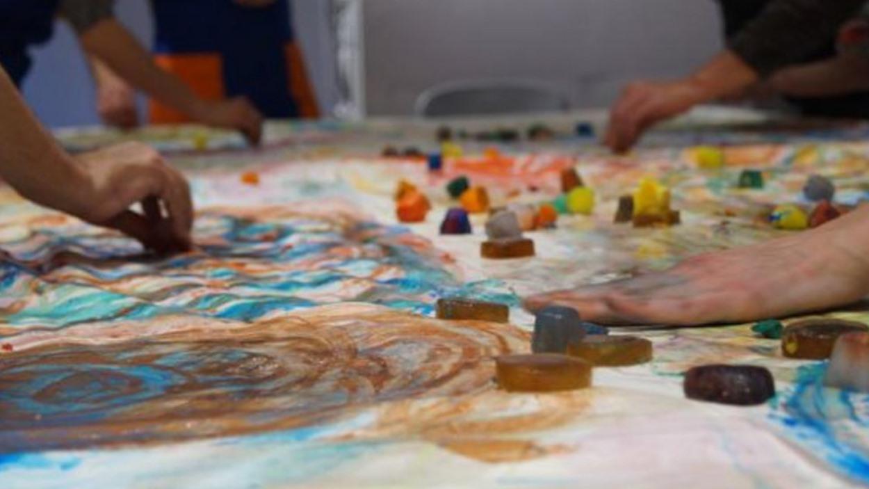 Espai obert de creació: 'Windown: viure l'art amb tots els sentits'