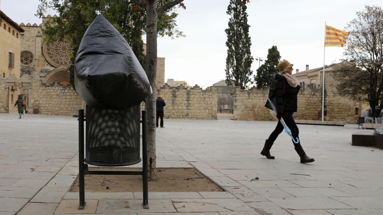 El vent també pot afectar Sant Cugat / Foto: Lluís Llebot (Cugat Mèdia)