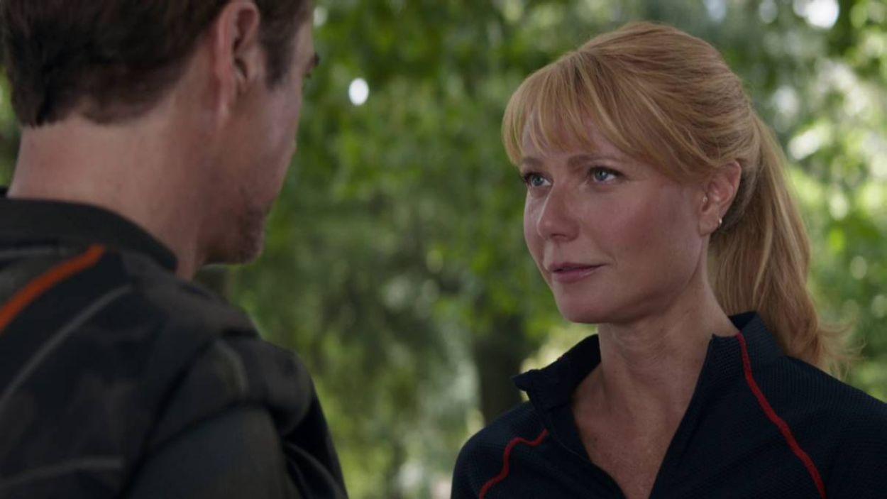 Gwyneth Paltrow, a 'Avengers: Endgame'