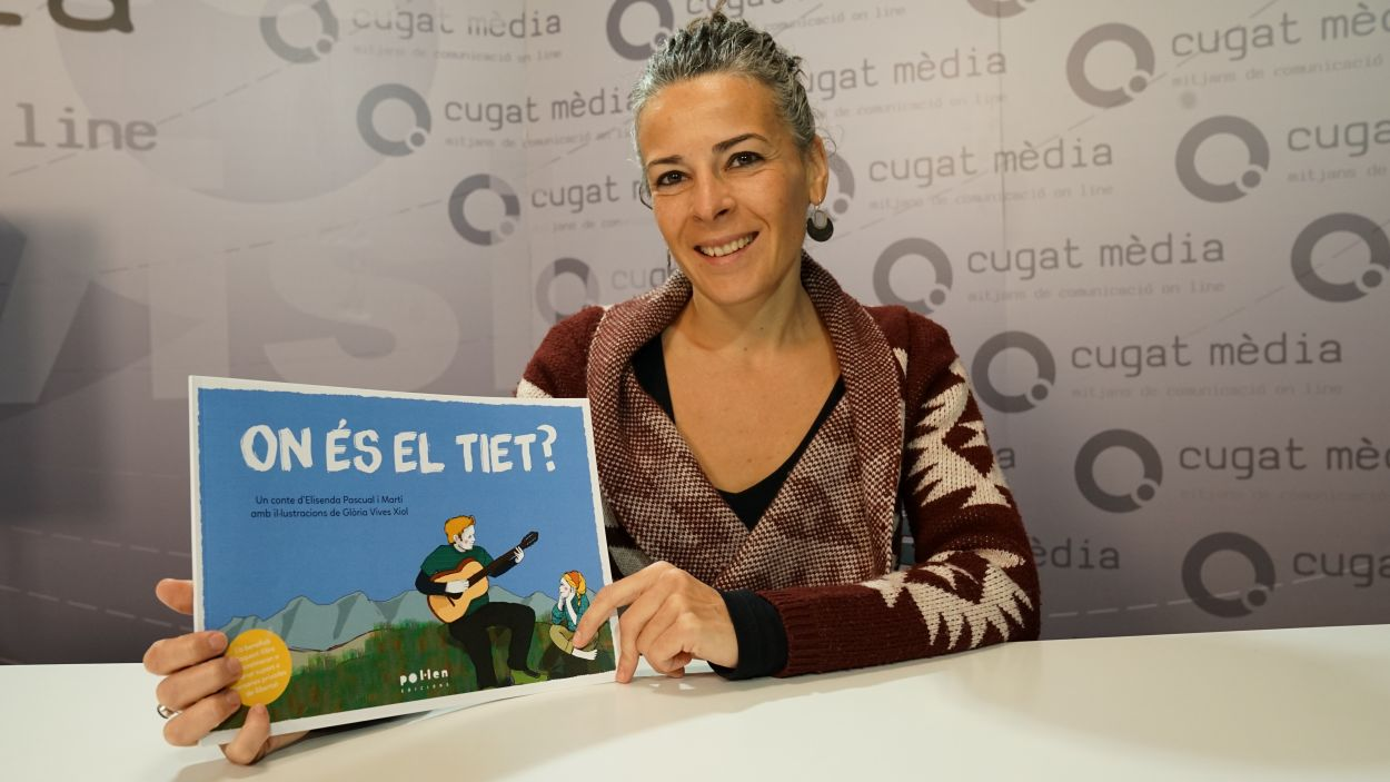 Elisenda Pascual / Foto: Guillem Babitsch (Cugat Mèdia)
