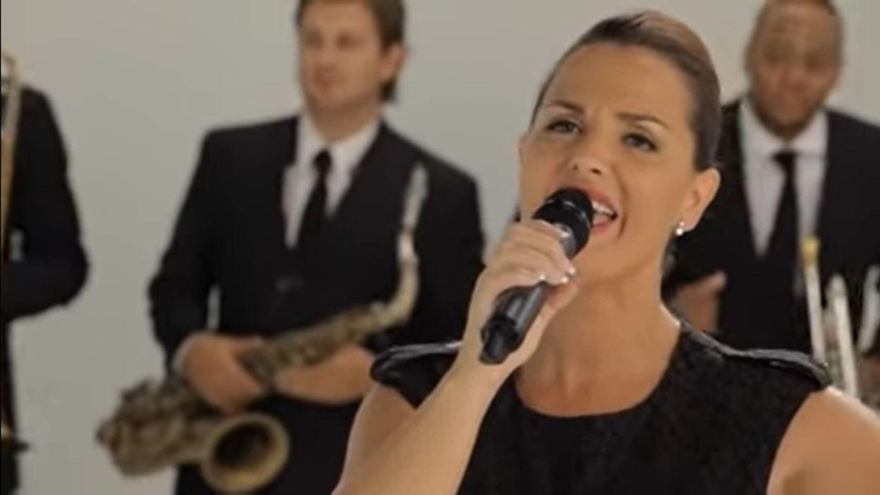 La cantant Meritxell Negre rebrà un record pòstum / Foto: Youtube