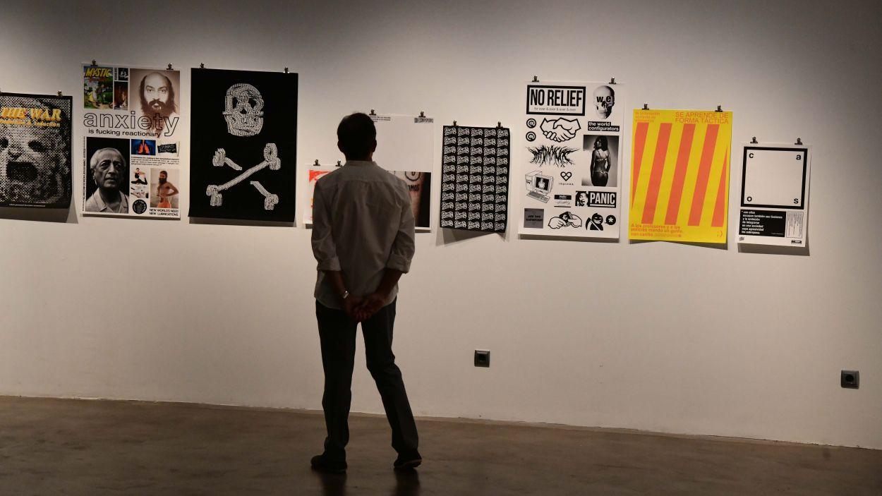 Imatge d'arxiu d'una mostra de la Biennal a Sant Cugat / Foto: Cugat Mèdia