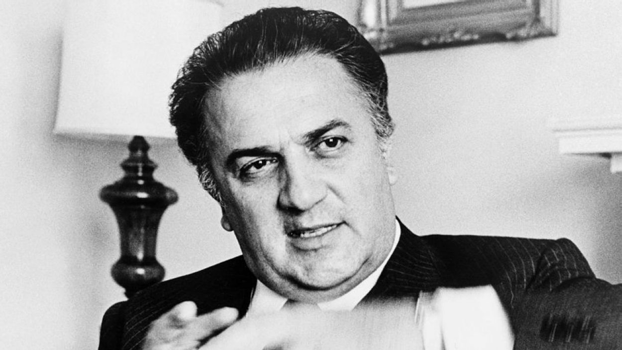Fellini va ser director de cinema, guionista, escriptor satíric i autor de còmics / Font: CC Wikipedia (Walter Albertin)
