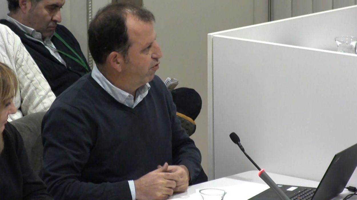 El regidor de Junts per Sant Cugat Carles Brugarolas / Foto: Cugat Mèdia
