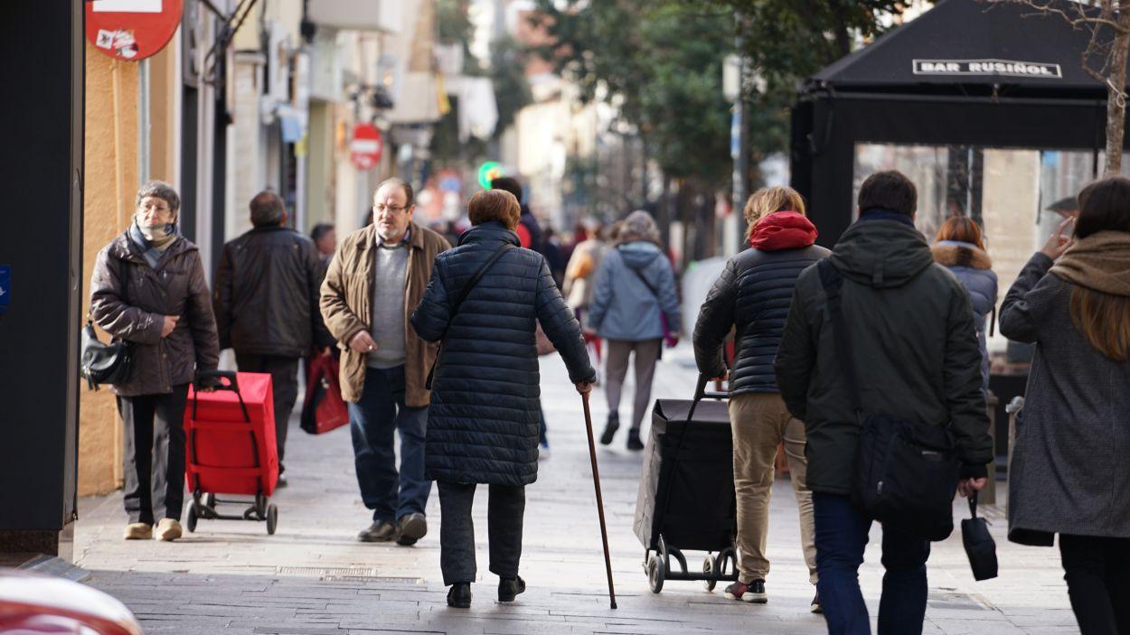 Un 11,5% de la població està en risc d'exclusió social / Foto: Guillem Babitsch (Cugat Mèdia)