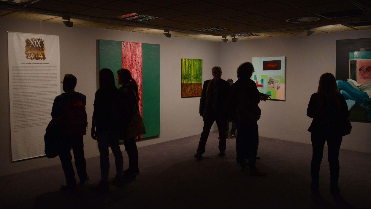 La Biennal d'Art Contemporani Català es trasllada a Barcelona / Foto: Localpres