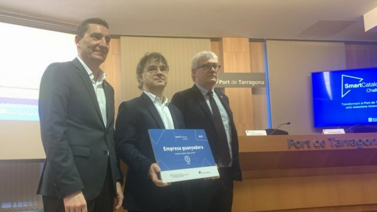 Bioidenti-cell, entre les guanyadores de l'SmartCatalonia Challenge / Foto: Cedida