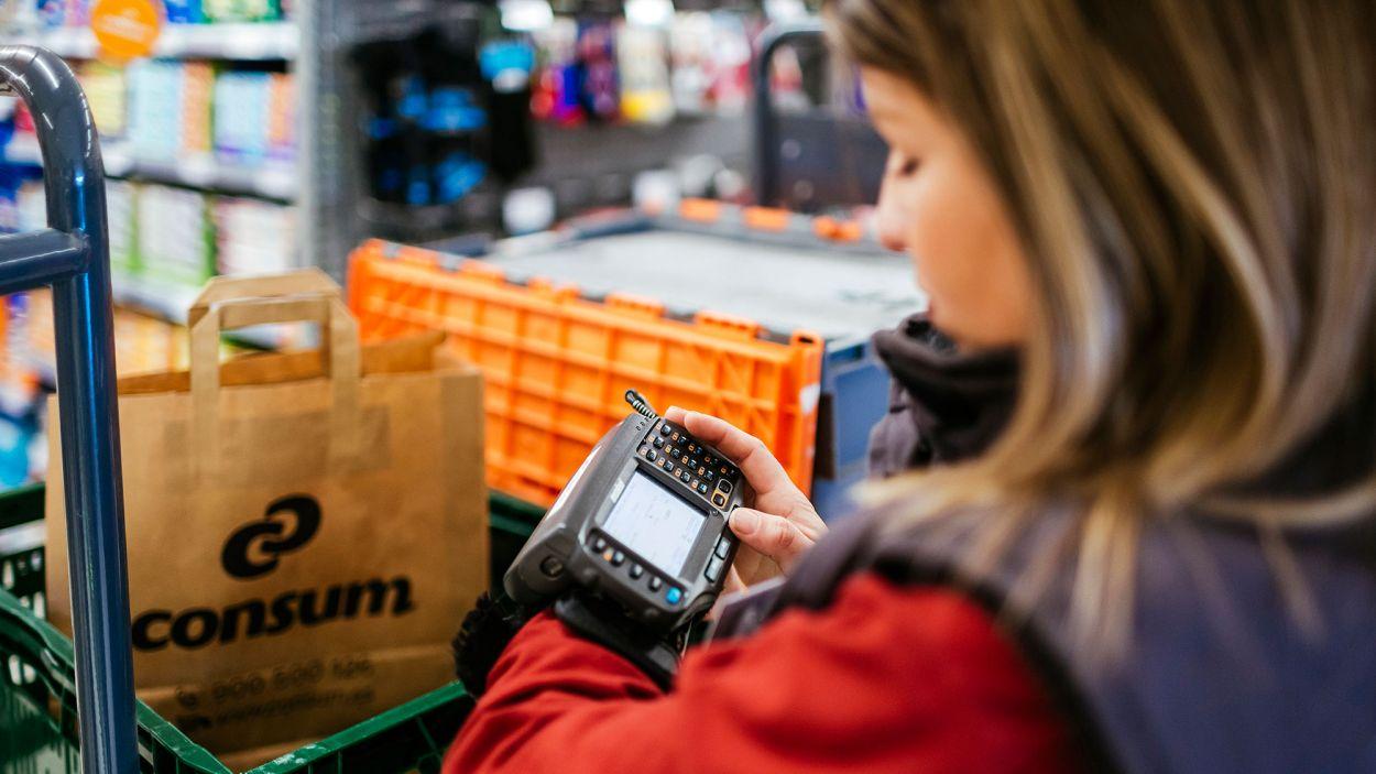 La botiga on-line de Consum arriba a la ciutat / Foto: Consum