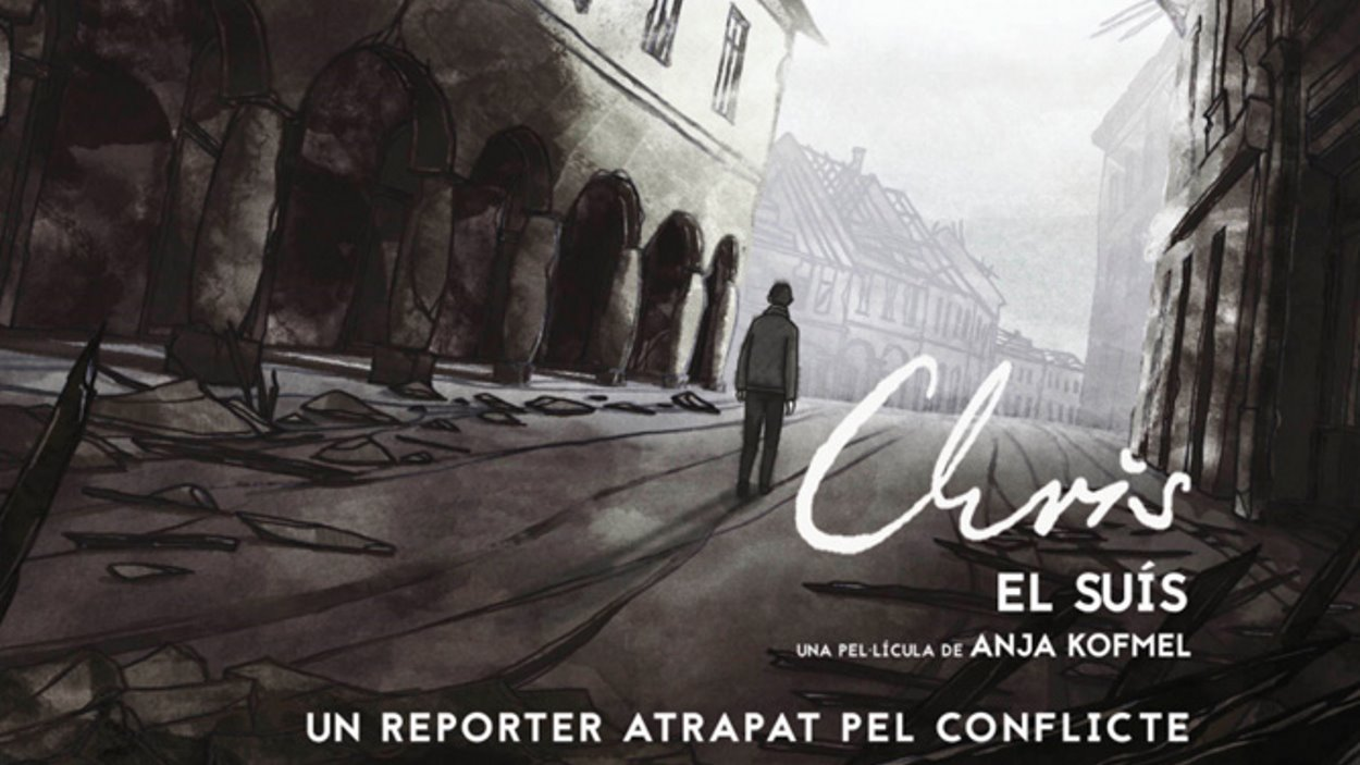 Cinefòrum: 'Chris el suís'