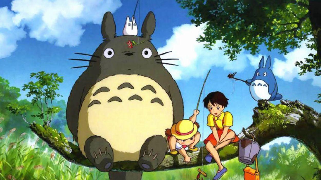 'El meu veí Totoro' és una de les pel·lícules més icòniques de Ghibli / Foto: IMDb