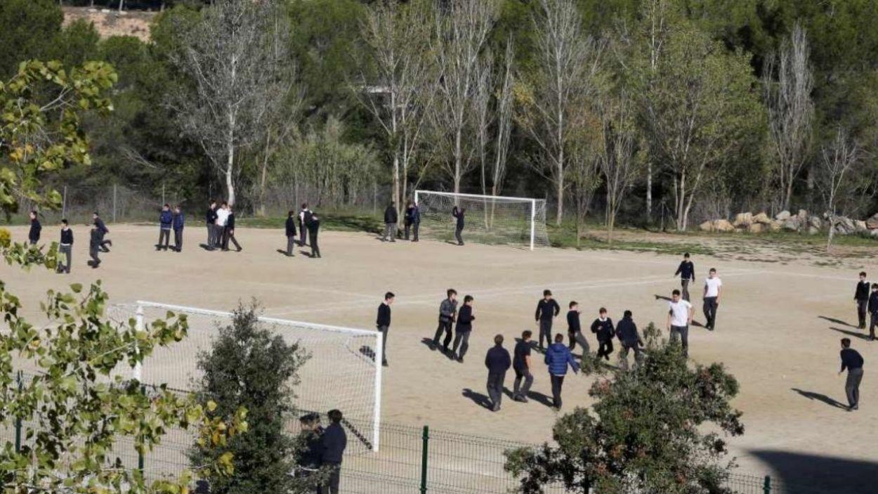 Els centres educatius de Sant Cugat tanquen la setmana amb quatre grups confinats