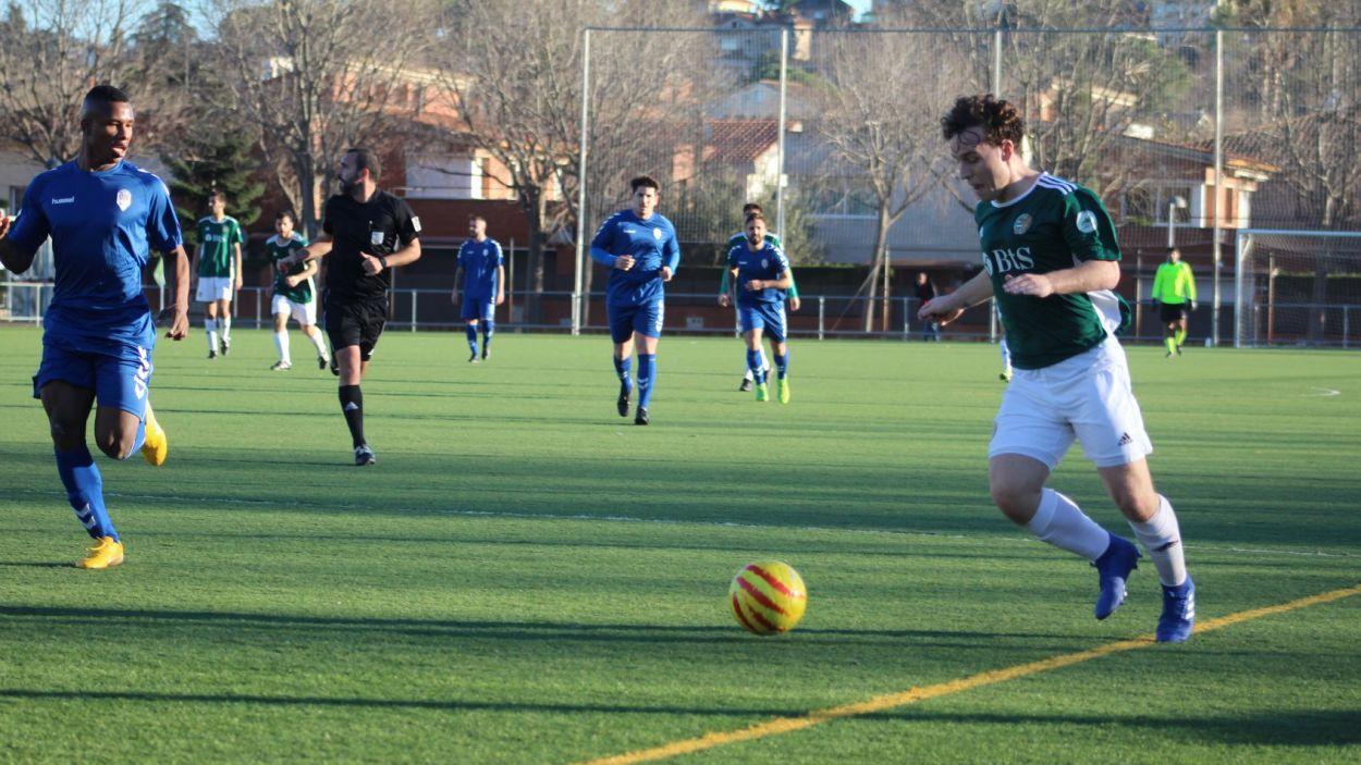 El Valldoreix FC, guardonat amb tres premis del Joc Net / Font: Valldoreix FC