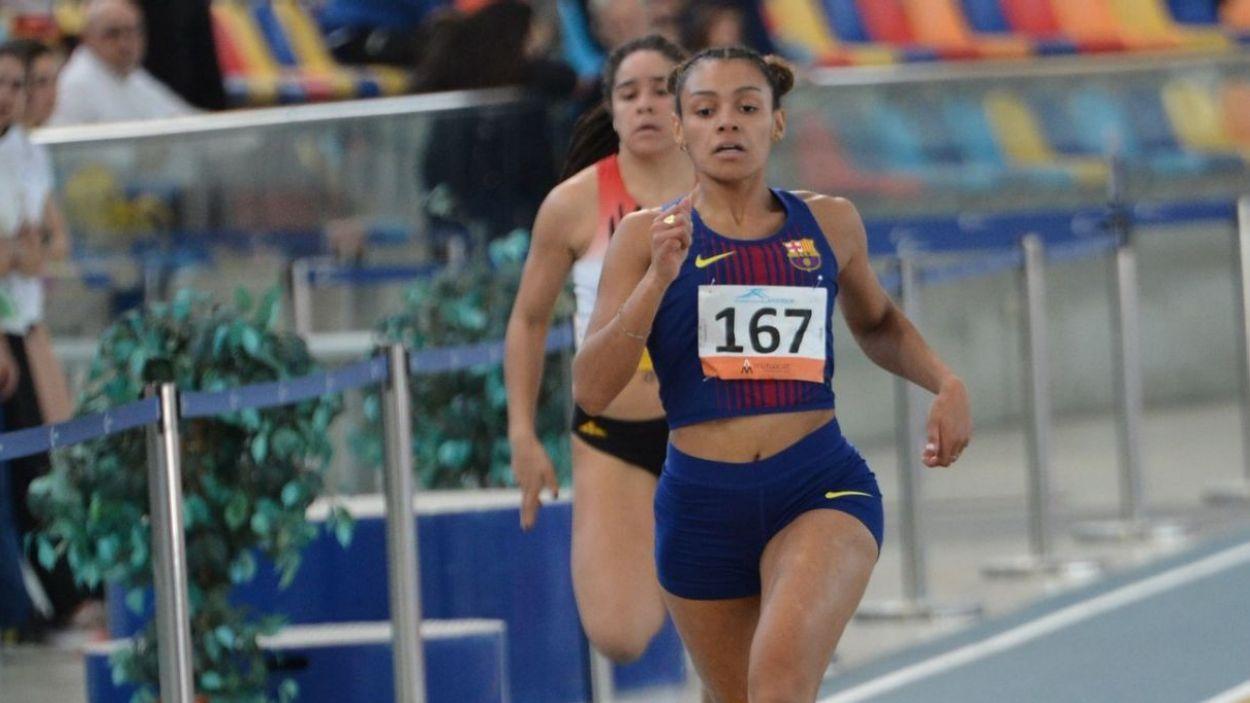 Jaël Bestué triomfa al Campionat d'Espanya / Font: Toni Cabrera