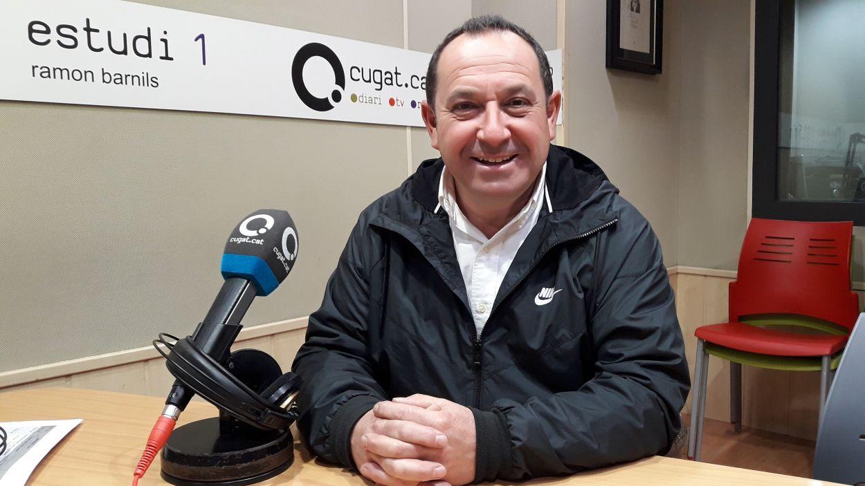 Martín Reverte, nou president del Club Petanca Sant Cugat / Font: Petanca Sant Cugat