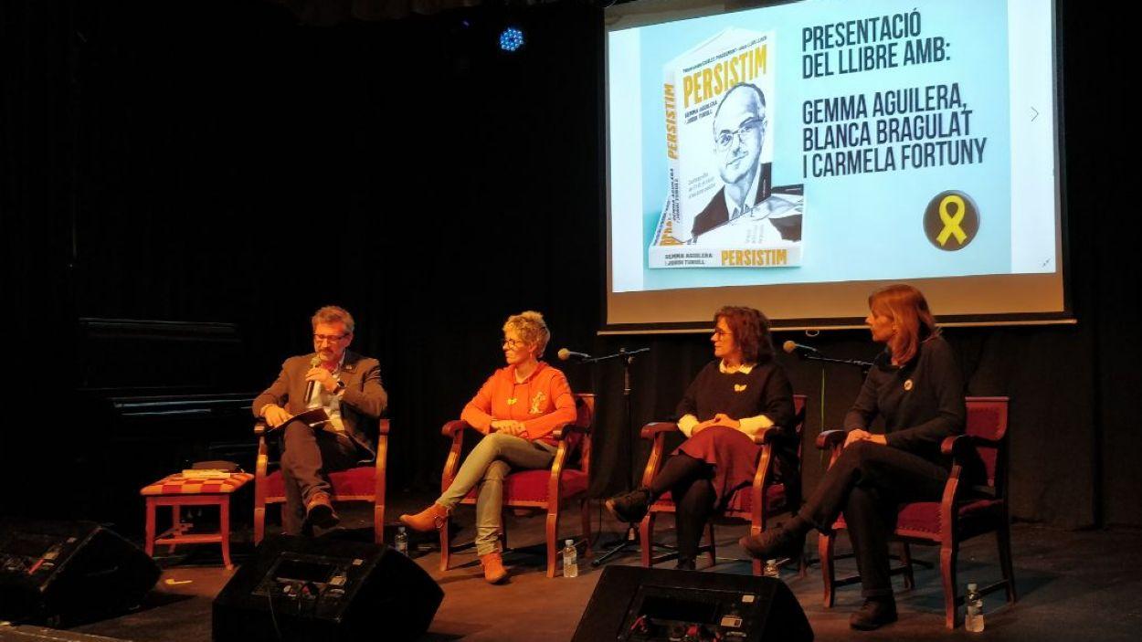 La presentació ha tingut lloc a El Siglo / Foto: Cugat Mèdia