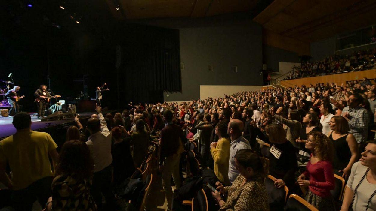 La Banda de Sau en un dels concerts de la temporada / Foto: Localpres