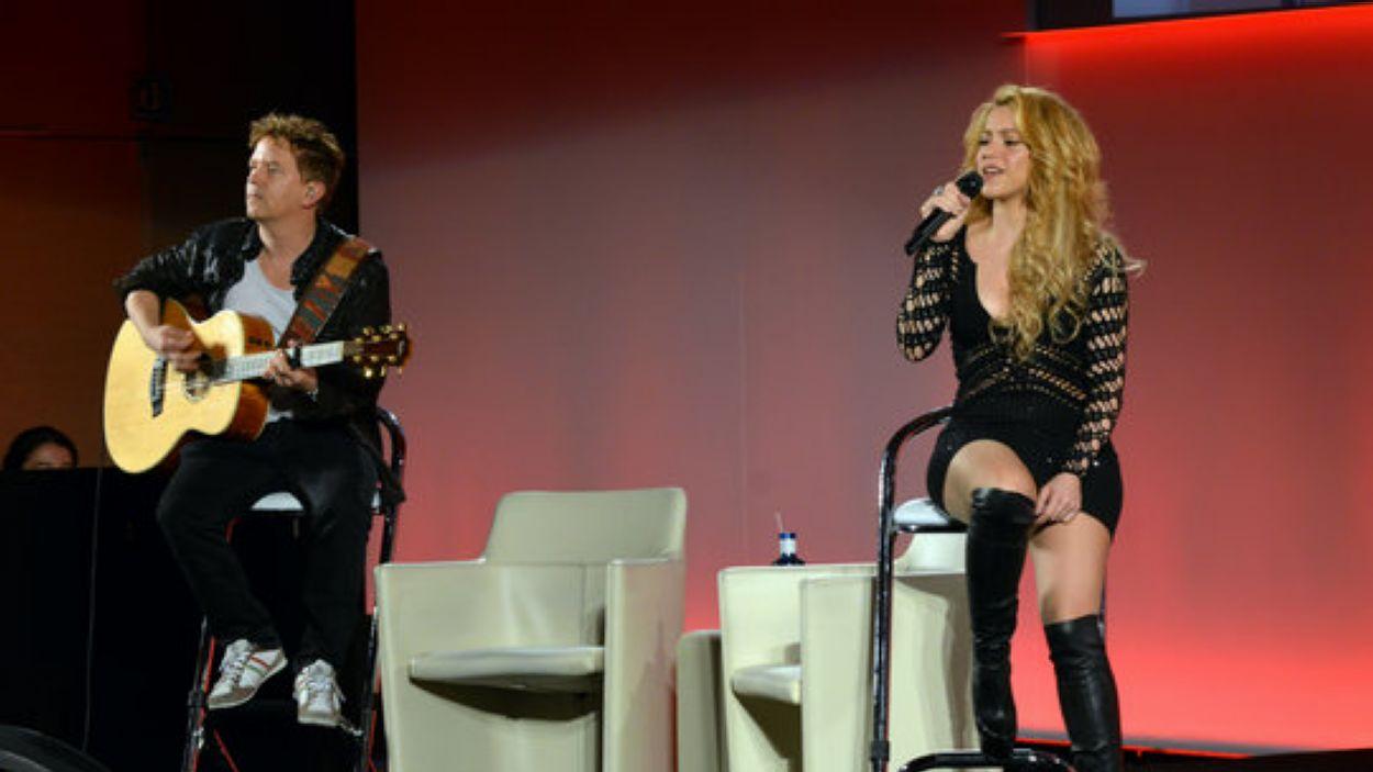 Shakira és la víctima d'aquesta setmana / Foto: ACN