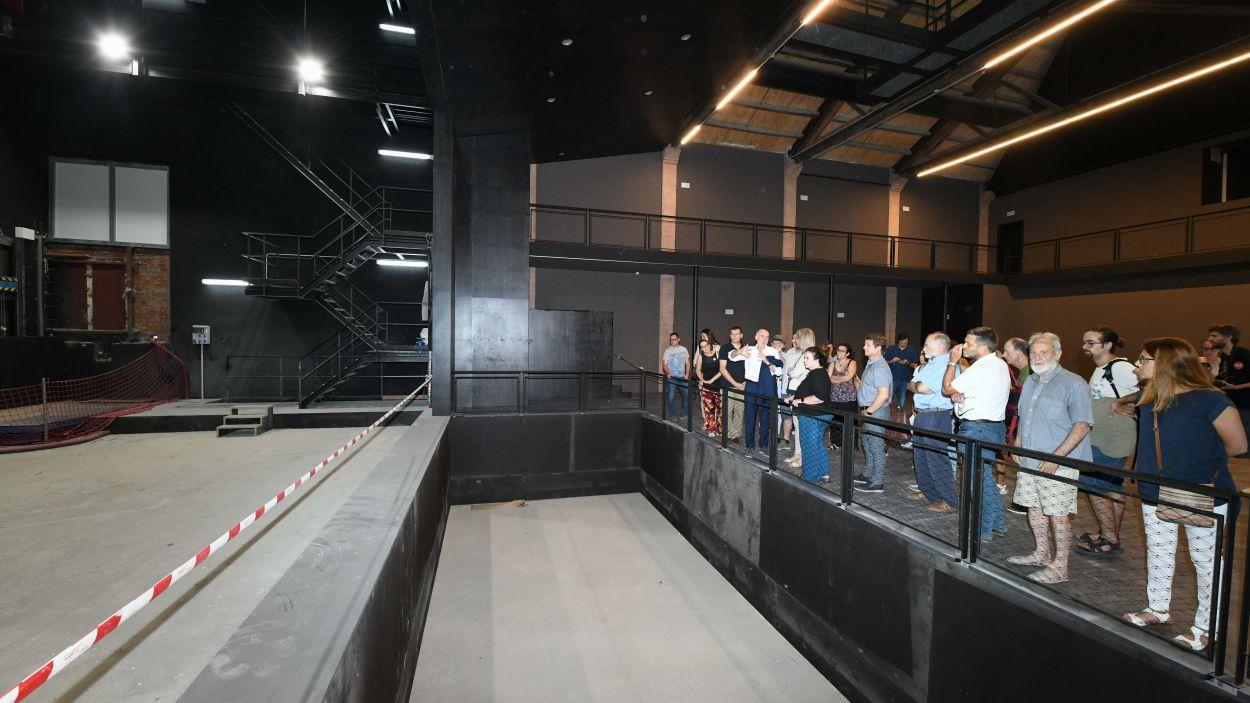 El teatre de La Unió / Foto: Localpres - Jordi Garcia
