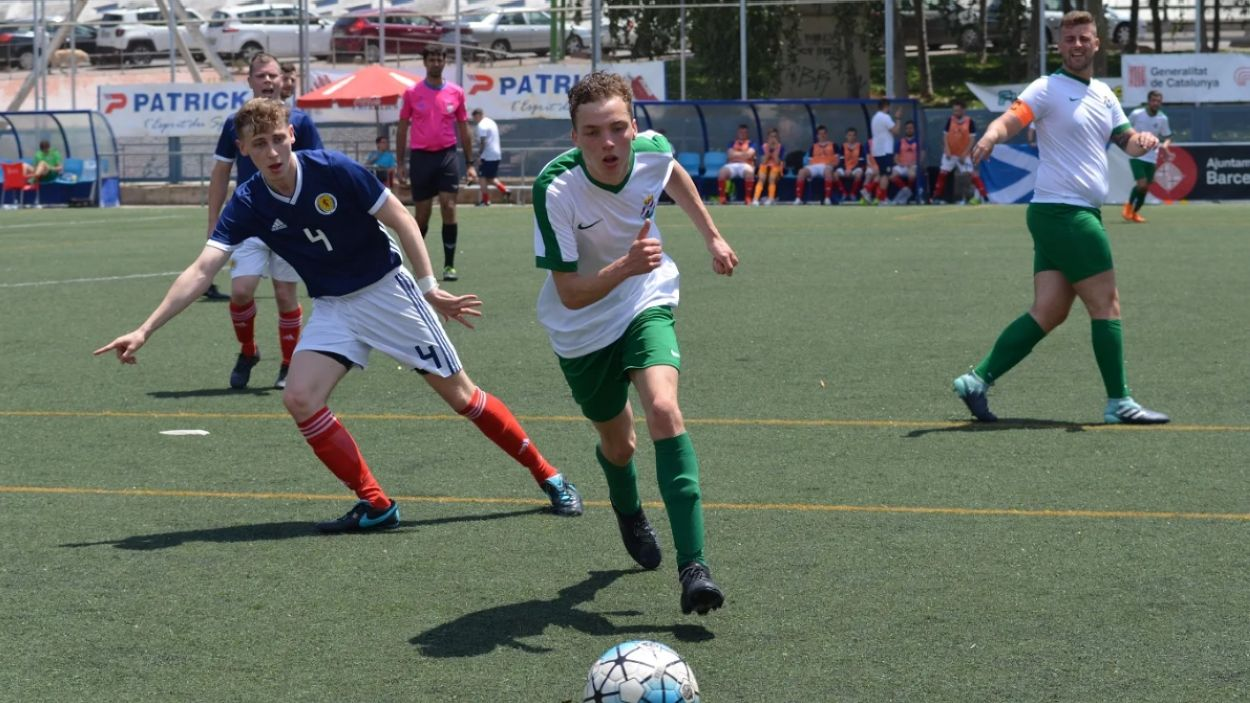 Sant Cugat acollirà el Mundial de futbol 7 de paralítics cerebrals / Font: FCEPC