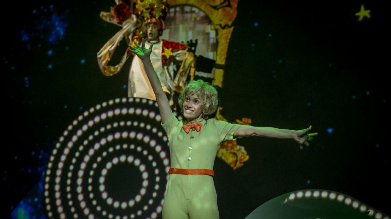 El musical 'El Petit Príncep', aquest diumenge a Sant Cugat / Foto: Ruano