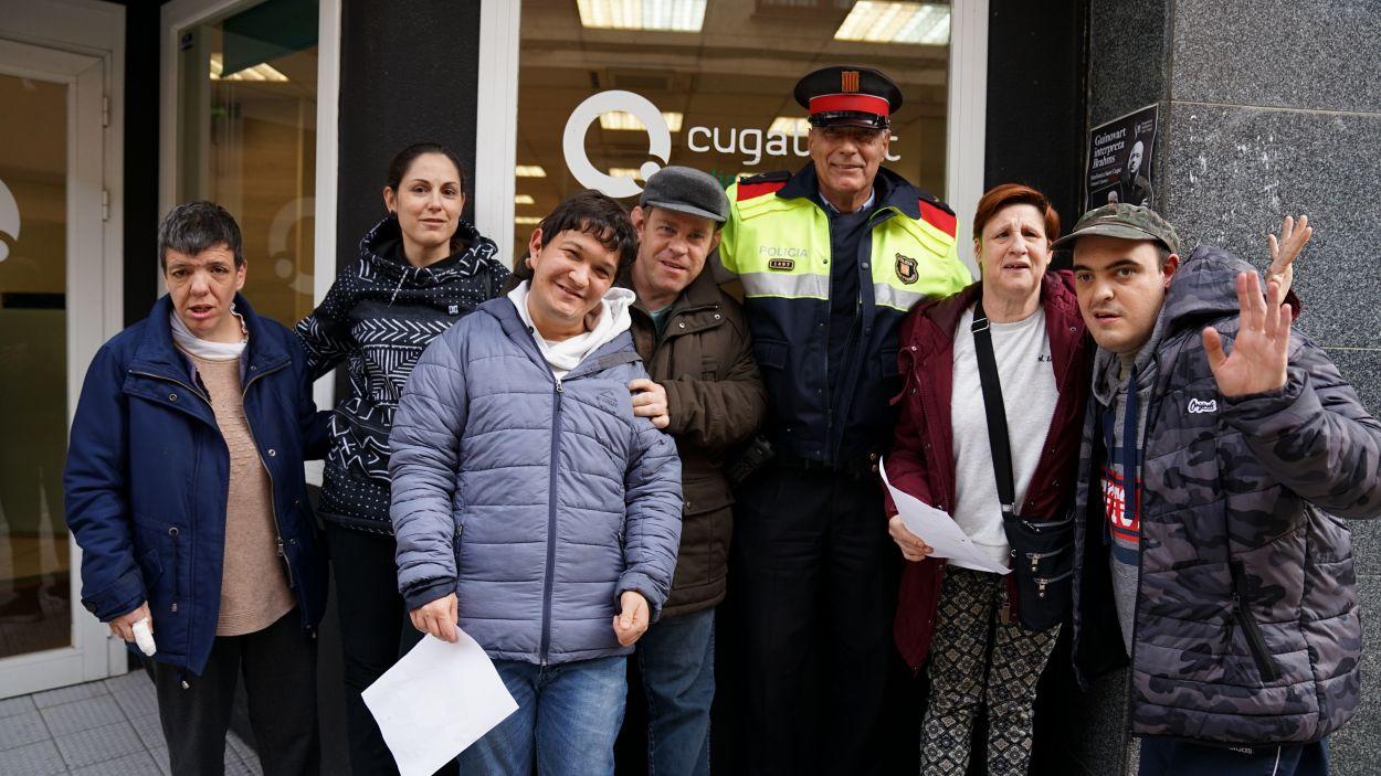 Catalonia Fundació Creactiva entrevista Joan Ferri, cap de Policia Comunitària dels Mossos