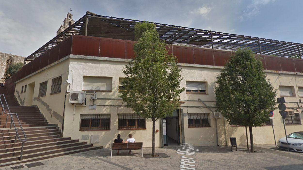 Imatge de la comissaria de Policia per fer els tràmits de documentació / Foto: Google Street View