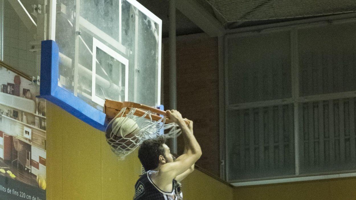 El Qbasket necessita guanyar aquest dilluns que ve davant l'Ipsi / Font: Qbasket Sant Cugat