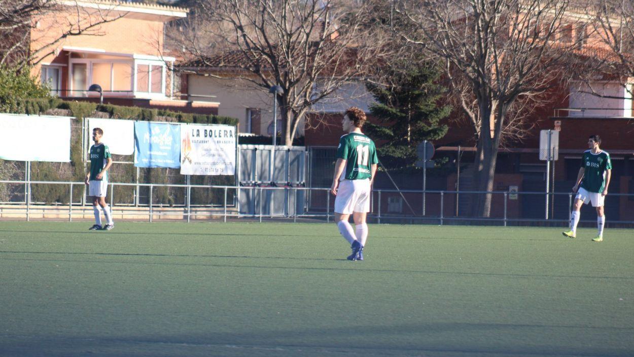 El Valldoreix FC cau derrotat davant la Fontsanta / Font: Valldoreix FC