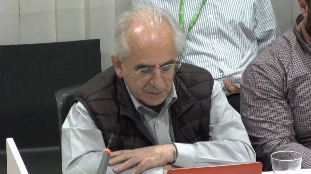 Joan Puidomènech, regidor de Junts per Sant Cugat / Foto: Cugat Mèdia