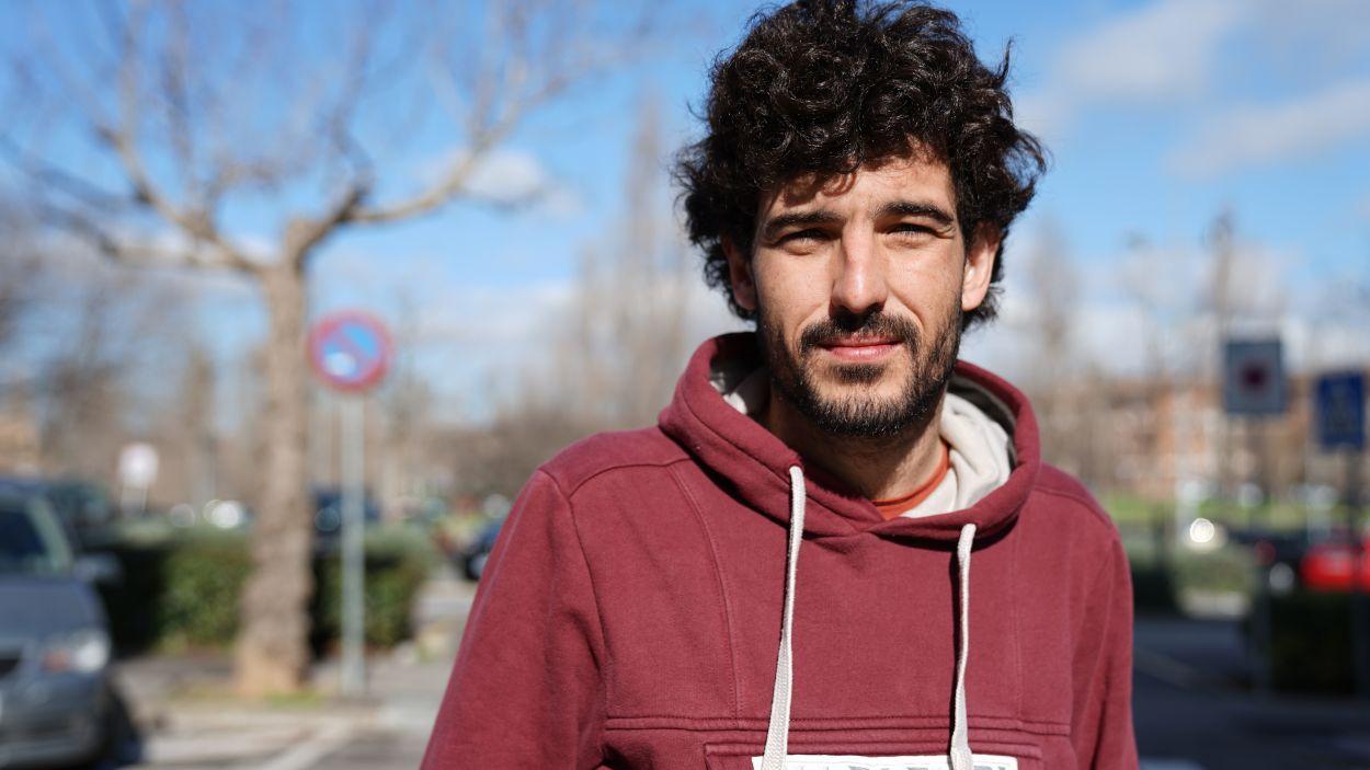 Narcís Barrera és el darrer fitxatge de l'Atlètic Junior / Font: Guillem Babistch