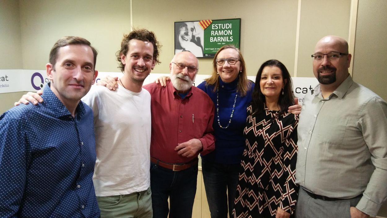 La 'Música per la solidaritat' arriba al 'Molta comèdia'