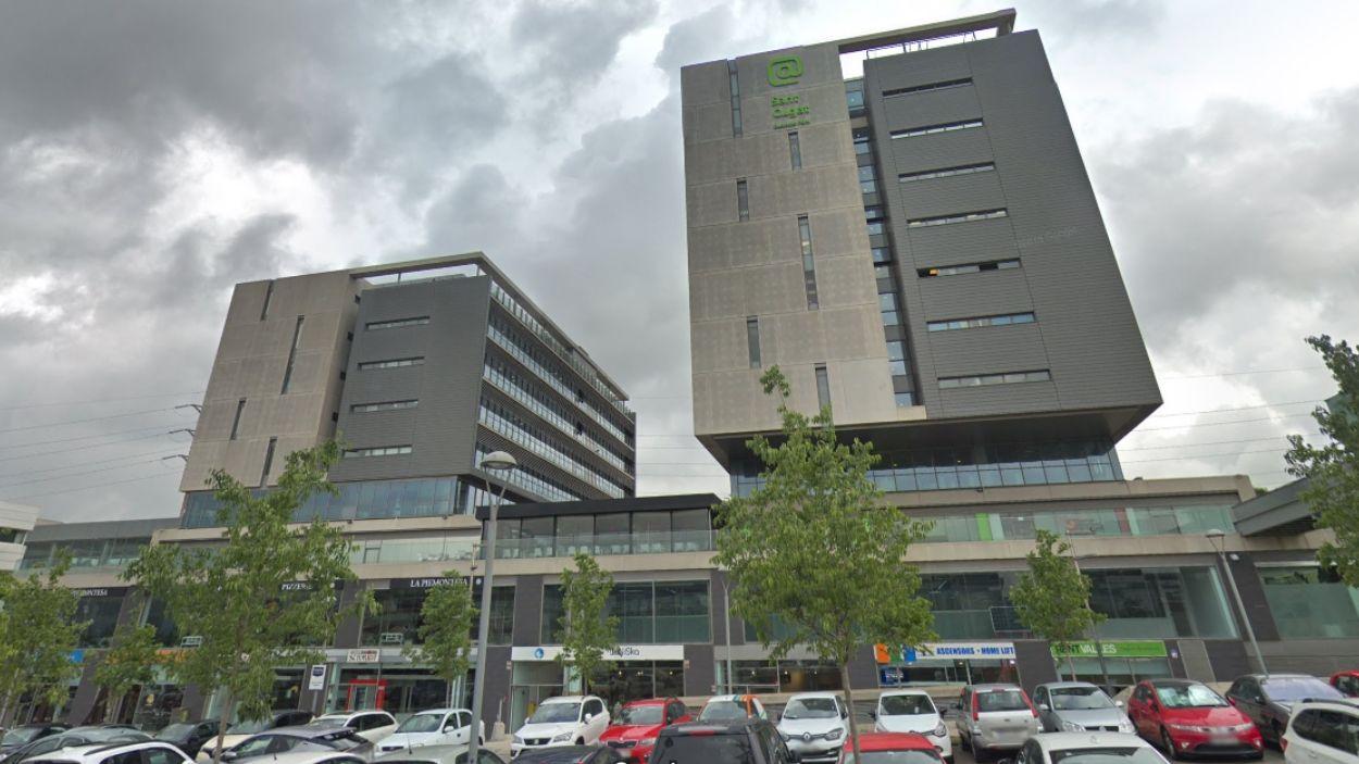 L'@Sant Cugat Business Park es troba a la Via Augusta / Foto: Street View