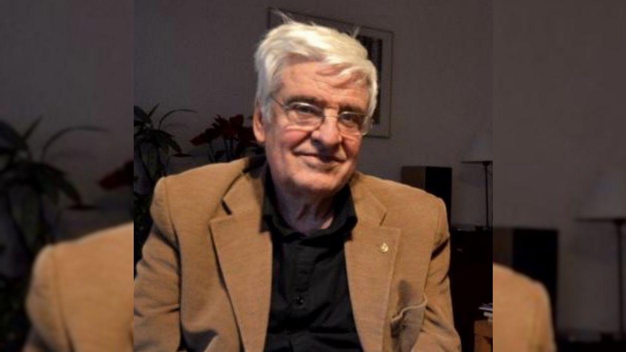 Santi Guillén va ser regidor a l'Ajuntament de Sant Cugat en el primer mandat després del franquisme / Foto: PSC Sant Cugat