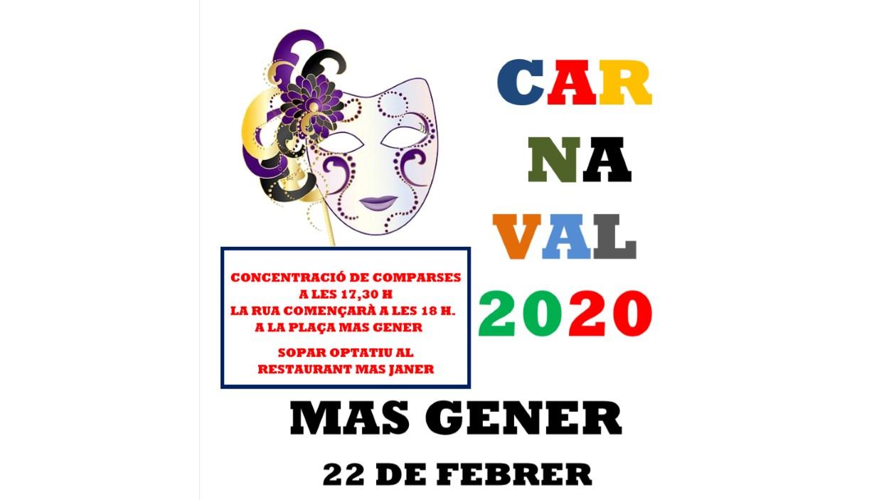 Carnaval Mas Gener