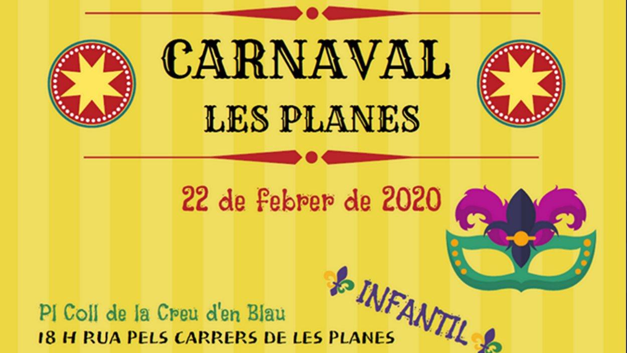 Carnaval Les Planes (infantil)