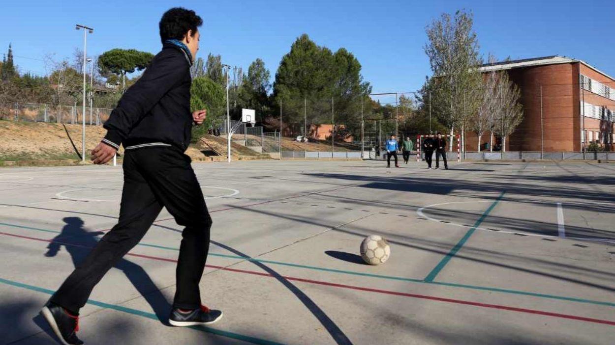 17 grups confinats de centres educatius de Sant Cugat / Foto: Ajuntament (Lluís Llebot)
